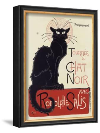 Tournée du Chat Noir, c.1896 by Théophile Alexandre Steinlen