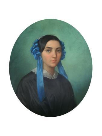 Portrait of a Young Girl, 1843
