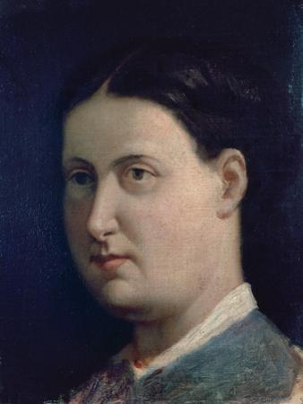 Princess Auguste Bonaparte Gabrielli-Drago, 1841