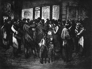 Chanteurs De Rue, C1800-1840 by Theophile Steinlen