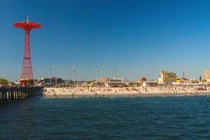 Coney Island, New York by thepurpledoor