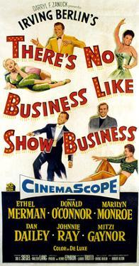 There's No Business Like Show Business, 1954