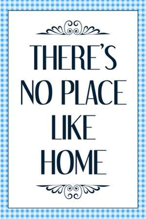 There's No Place Like Home Wizard of Oz Movie Quote Plastic Sign