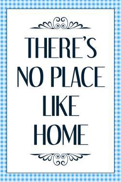 There's No Place Like Home Wizard of Oz Movie Quote Poster