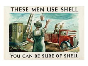These Men Use Shell - Builders