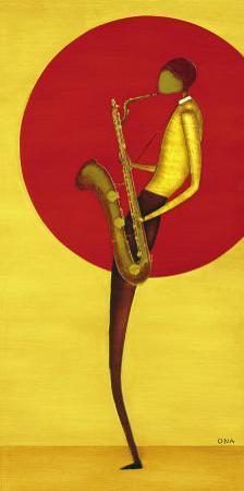 Jazz Man II by Thierry Ona