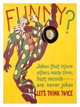 Think Twice Clown