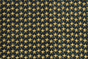 Field of Gold Stars at World War II Memorial, Washington, DC by Thinkstock