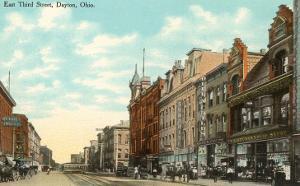 Third Street, Dayton, Ohio