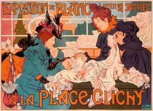 Exposition de Blanc Place by Thiriet
