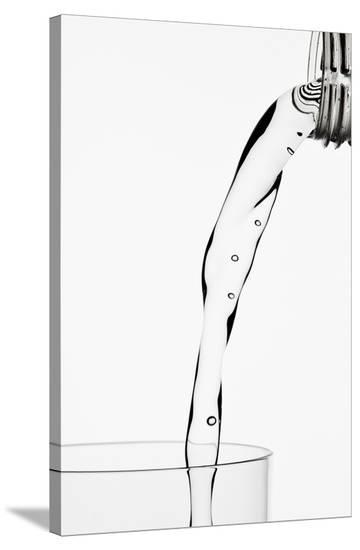 Thirsty?-Christian Pabst-Stretched Canvas Print
