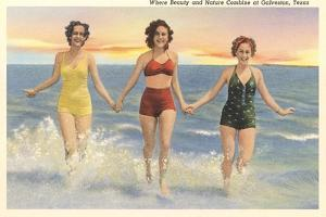 Thirties Bathing Beauties, Galveston