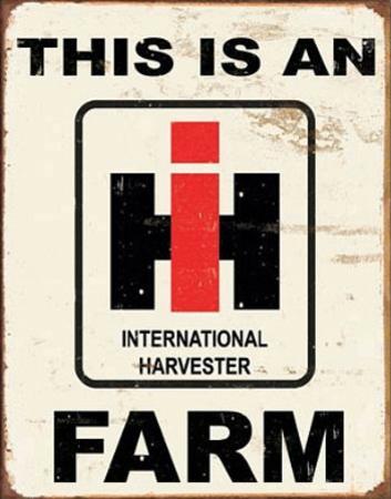 This is an IH Farm