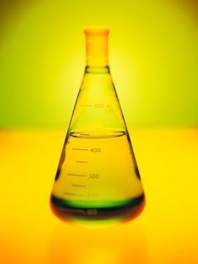 Chemistry Beaker by Thom Lang