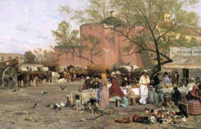 Market Plaza, 1879