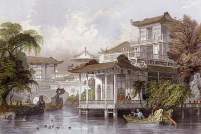 Canton Merchant House