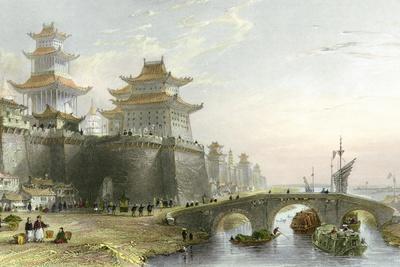 Peking West Gate