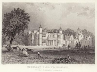 Underlay Hall in Westmoreland
