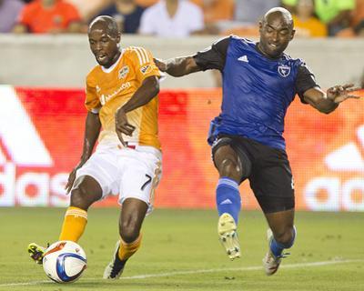 Mls: San Jose Earthquakes at Houston Dynamo by Thomas B Shea