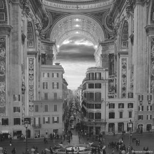 A Hole in the Wall by Thomas Barbey