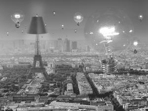Paris the City of Lights by Thomas Barbey