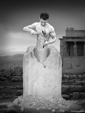 Self Made Man by Thomas Barbey