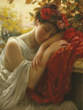 Autumn by Thomas Benjamin Kennington