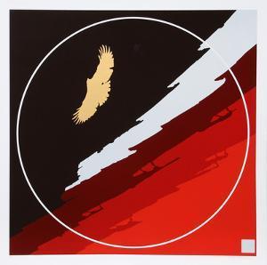 Untitled Hawk by Thomas Benton