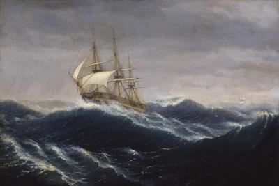 The Ship Ohio, 1829