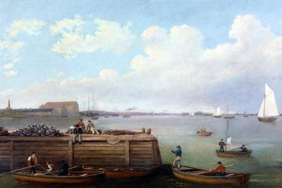 View of the Philadelphia Navy Yard