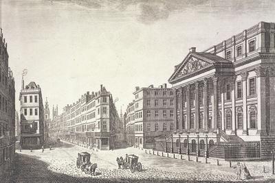Mansion House (Exterior), London, C1751