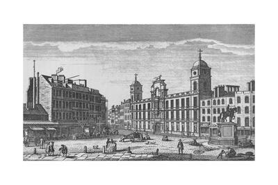 Northumberland House, Charing Cross, Westminster, c1753 (1911)