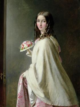 The Bridesmaid by Thomas Brooks