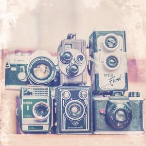 Vintage Camera II by Thomas Brown