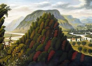 The Connecticut Valley by Thomas Chambers