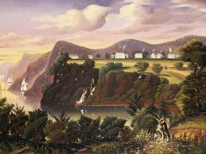 View from West Point by Thomas Chambers
