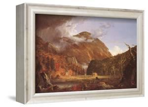 Mountain Pass Called the Notch of the White Mountains by Thomas Cole