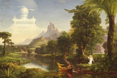 The Voyage of Life: Youth, 1842