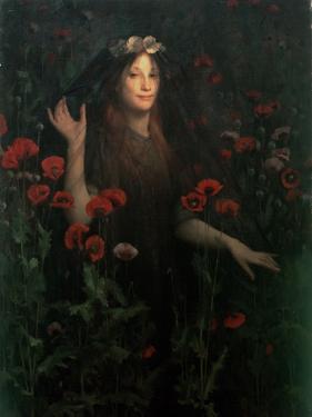 Death the Bride, 1894-95 by Thomas Cooper Gotch