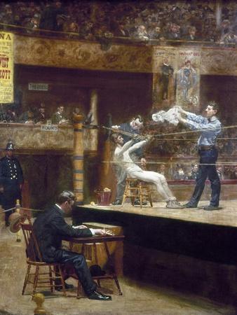 Eakins: Between Rounds