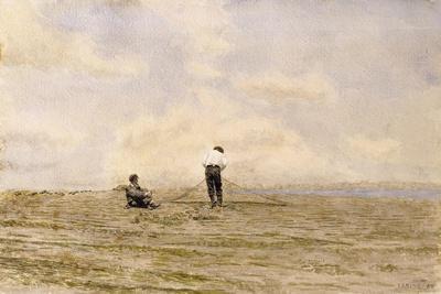 Mending the Net, 1882