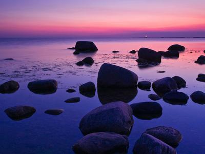 Fehmarn Island, Baltic Sea, Fehmarn, Evening