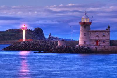 Ireland, Howth Lighthouse