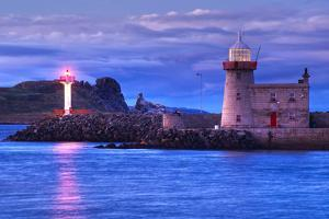 Ireland, Howth Lighthouse by Thomas Ebelt