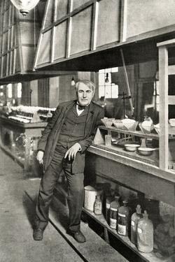 Thomas Edison, Leaning