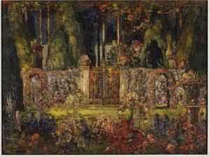 The Manor Gates by Thomas Edwin Mostyn