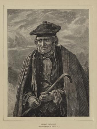 Duncan Mctavish