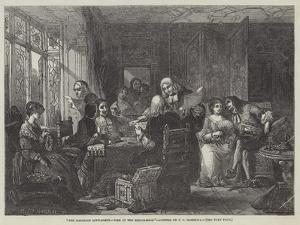 The Marriage Settlement, Time of the Restoration by Thomas Falcon Marshall