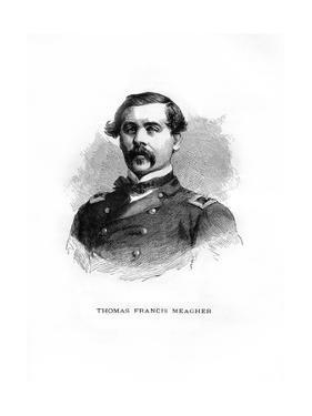 Thomas Francis Meagher, Irish Revolutionary