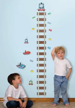 Thomas & Friends Growth Chart
